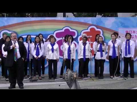 YIBC United Voices of Praise at Hello Yokohama 2015