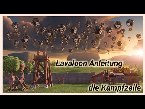 Lavaloon Anleitung 3 Sterne RH 11 | Clash of Clans Deutschland CoC