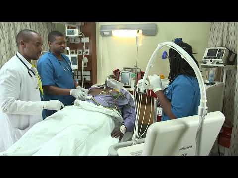 Responding To Heart Disease Emergencies   The Aga Khan University Hospital, Nairobi