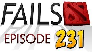 Dota 2 Fails of the Week - Ep. 231