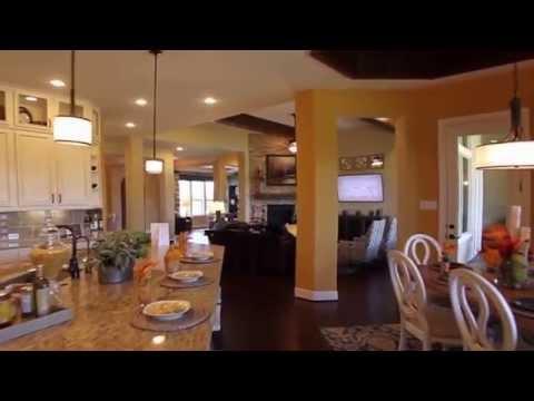 David Weekley Model Home | VINTAGE OAKS | NEW BRAUNFELS, TX