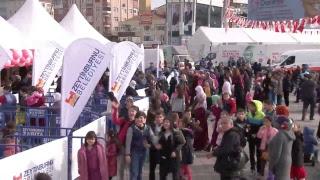 Zeytinburnu Geleneksel 6. Radyo Festivali ve Yöresel Tatlar Şöleni Başladı