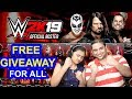 Free International Giveaway : WWE 2k19 | Announce the AC Odyssey Winner | NamokaR GaminG WorlD  #NGW