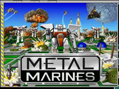 Interactive Entertainment (IE) Magazine - Issue 9, Jan. 1995:  Metal Marines (PC Review)