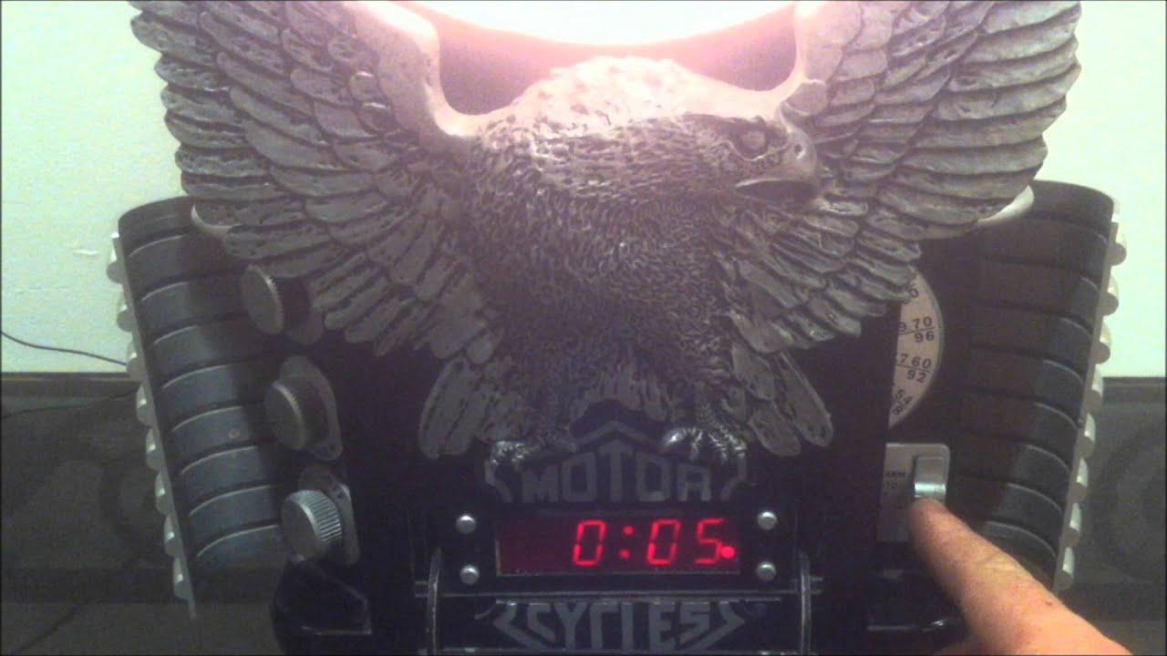 Alarm Clock Radio Milwaukee Audio