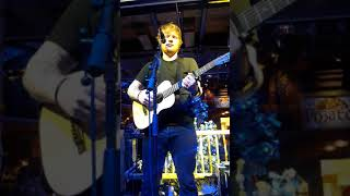 Ed Sheeran - Tenerife sea live @hohenhaustenne in Hintertux