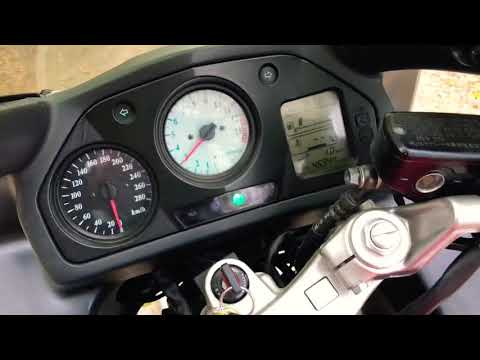 Honda VFR800 FI ANNIVERSARY