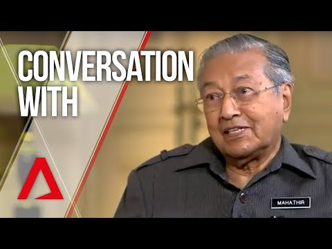 Conversation With: Mahathir Mohamad | Full episode