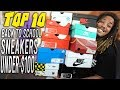 TOP 10 BACK TO SCHOOL SNEAKERS FOR UNDER $100