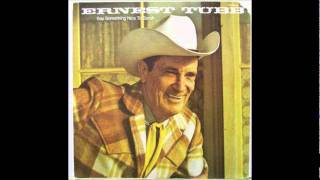 Ernest Tubb - Say Something Nice To Sarah