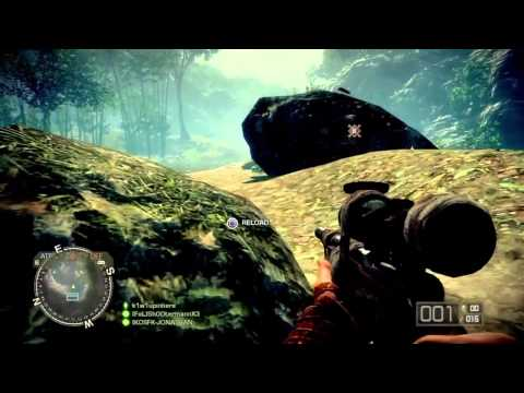 Battlefield 1943 For Free For PS3 Gamers (Bad Company: Vietnam Gameplay)