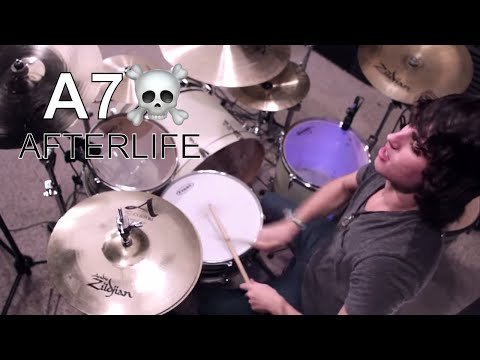 Ricky - AVENGED SEVENFOLD - Afterlife (Drum Cover)