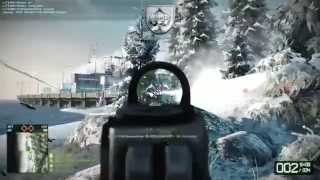 BFBC2: The Pushes ARE REAL! (Battlefield Bad Company 2 Multiplayer Gameplay)