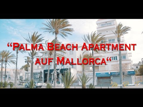 Vlog29: Palma Beach Apartment auf Mallorca