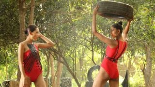 Kingfisher Supermodels 3: During the task