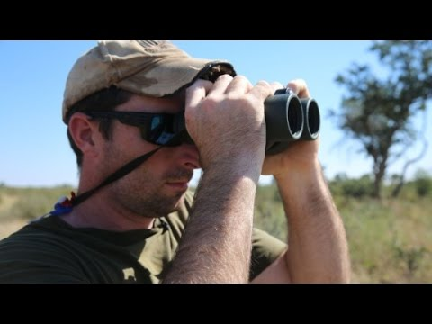 The journey to kill a black rhino