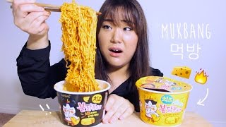 cheesy noodles