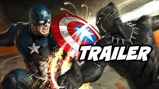 Captain America Civil War Official Trailer Breakdown