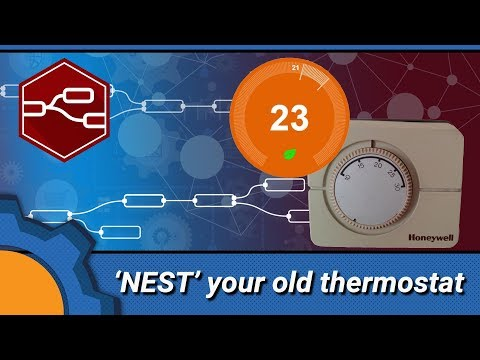 Make your thermostat smart again! Nest-ing out under $5
