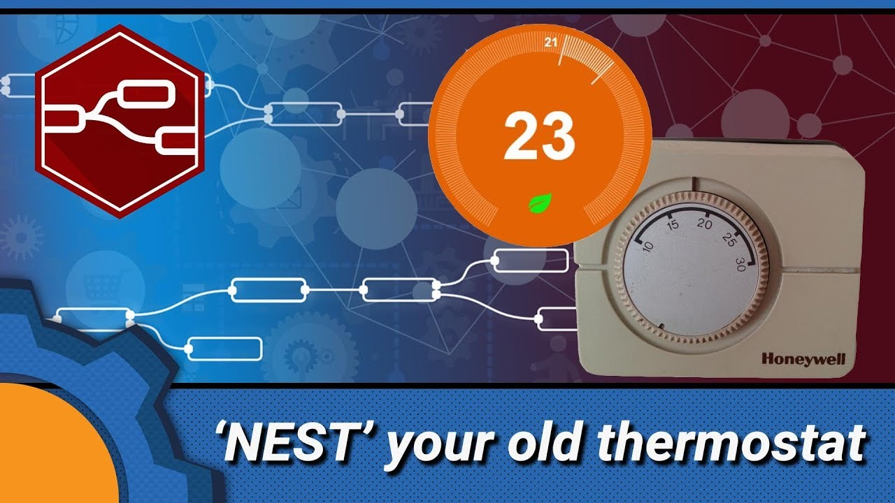Add Nest Functionality To Your Thermostat For $5 | aday Nest Thermostat Wiring Diagram Car Tuning on