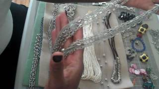Thrift Store Jewelry Haul