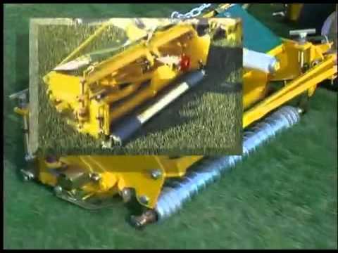 Kesmac Transportable Reel Mowers
