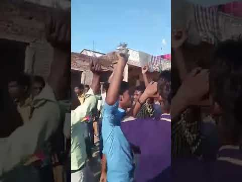 Moharram video ajad muhallah barwadih pathalgada chatra jharkhand