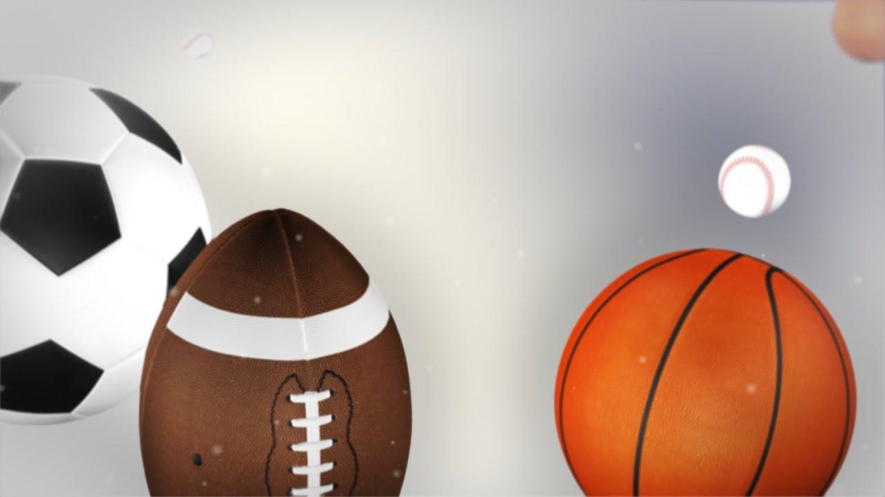 Imágenes Deportes Fondos: Fondo Video Background Full HD Ball Games Juegos De Pelota