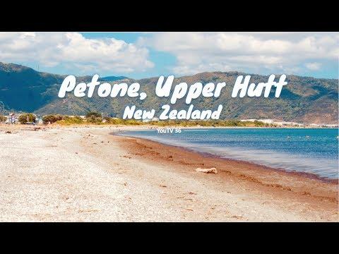 Petone, Lower Hutt | New Zealand Attractions [Full HD]