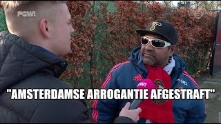 Feyenoordfans: in de beker pakken we Ajax weer