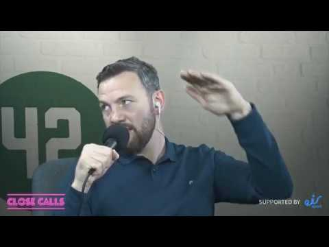 Close Calls #11: Andy Lee on Katie Taylor's world title fight tomorrow and his own boxing career