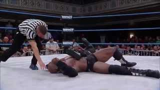 World Heavyweight Championship Match: Lashley vs. Jeff Hardy (July 17, 2014)