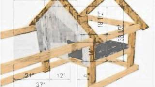 Hen House Building Plans