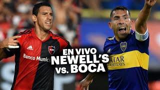 Newell's vs. Boca Juniors | Domingol