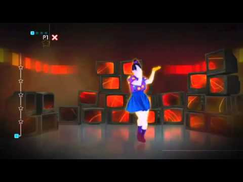 Roar Katy Perry just dance fanmade mashup