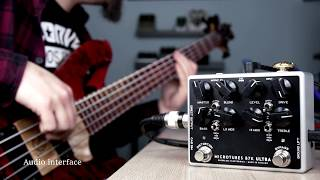 Darkglass Electronics B7K Ultra V2 - Bass Demo