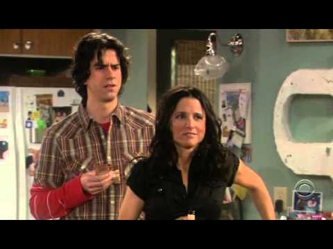 Download The New Adventures of Old Christine S03E10 One and a Half Men HDTV XviD FoV