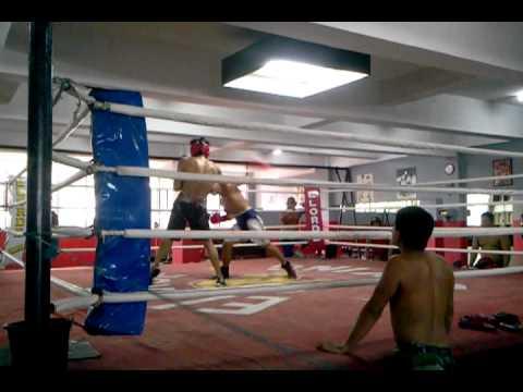 Elorde Boxing Gym Sucat Manila