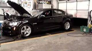 Worlds Fastest Pontiac G8 Twin Turbo by House of Boost