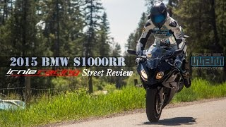 2015 BMW S1000RR Street Review - Pro Superbike Racer