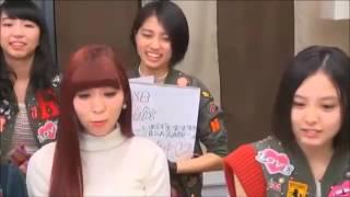「ベイビーレイズ武道館前の秘密集会」(2014.11.18)より。 渡邊璃生さん...