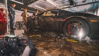 FIRE DESTROYS MY TWIN TURBO LAMBORGHINI  *NOT CLICKBAIT*