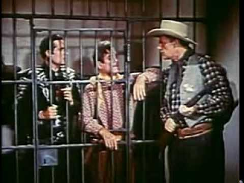 The Cisco Kid PANCHO HELD HOSTAGE