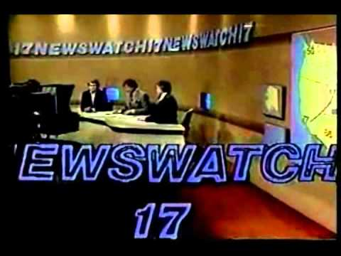 WTVO Newswatch 17 Open and Close 1984