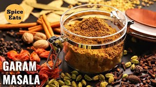 Gambar cover GARAM MASALA RECIPE | GARAM MASALA POWDER | HOW TO MAKE GARAM MASALA