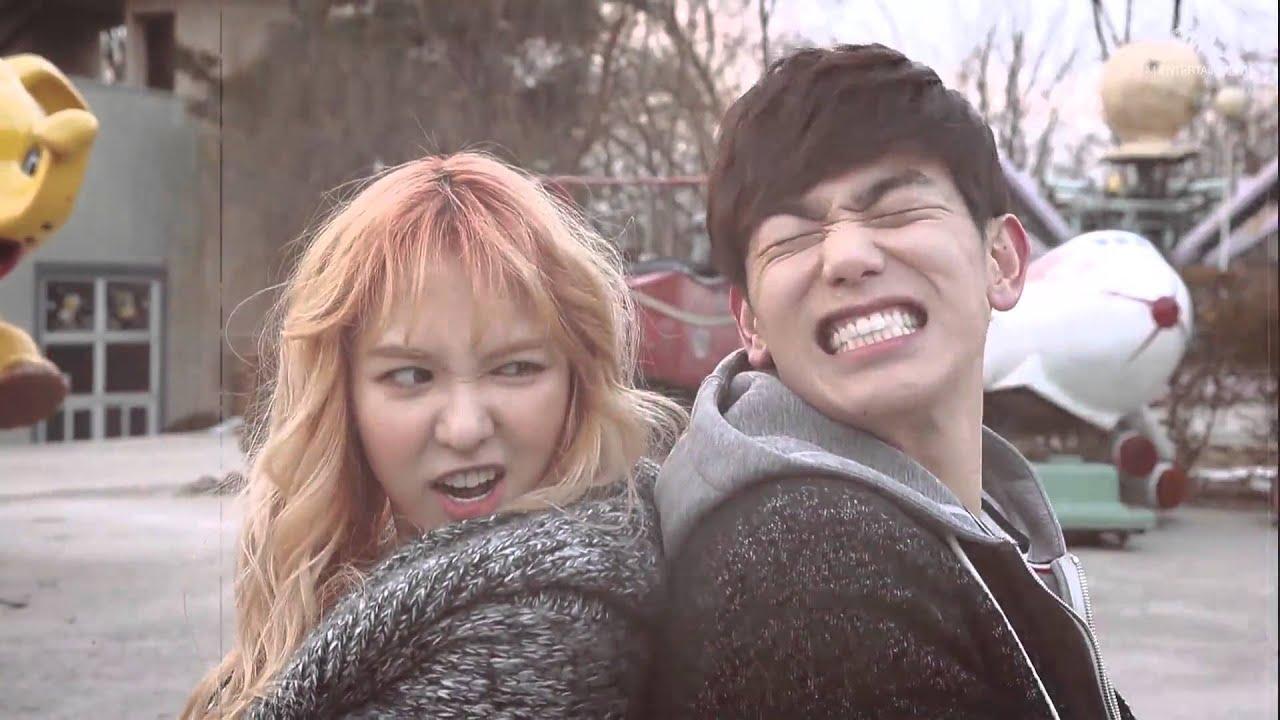 Eric Nam X Wendy - Spring Love MV (에릭남 x 웬디_봄인가 봐) [SM STATION]
