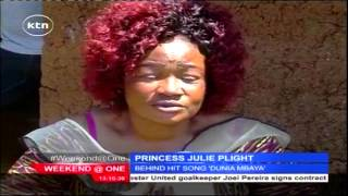Princess Jully wants govt to reward her efforts for educatin Kenyans on HIV/AIDS