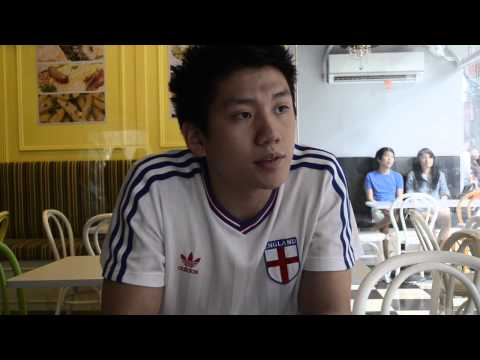 Interview Jeron Teng