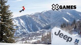 X Highlights: Men's Ski Slopestyle | X Games Aspen 2017