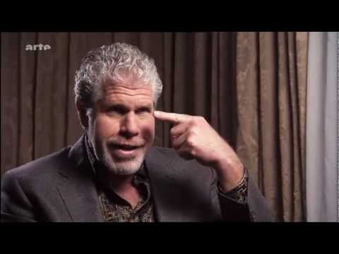 Ron Perlman interview (ARTE) French TV